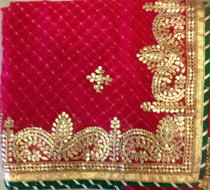 ranas-by-kshitija-mothda-leheriya-saree-in-finest-gota-work