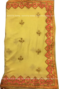 ranas-by-kshitija-designer-yellow-danka-saree
