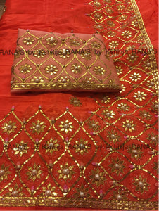 ranas-by-kshitija-orange-gota-jaal-saree