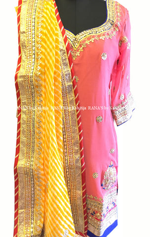 ranas-by-kshitija-pale-pink-and-yellow-salwar-suit