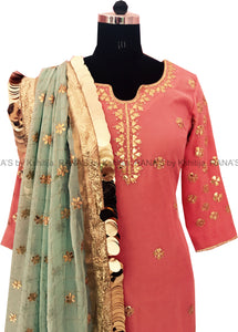 ranas-by-kshitija-peach-green-salwar-suit-in-gota-work