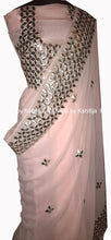 ranas-by-kshitija-peach-pure-georgette-kacchi-patti-saree