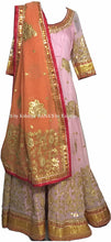 ranas-by-kshitija-peach-orange-floor-length-kalidar-dress