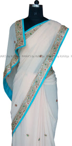 ranas-by-kshitija-pretty-peach-tikki-dabka-work-saree