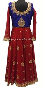 ranas-by-kshitija-red-zardozi-kalidar-dress