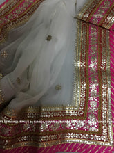 ranas-by-kshitija-regal-white-gota-patti-saree