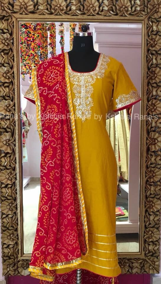 An Exquisite Must Have Salwar Suit