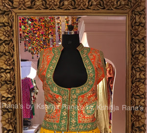 Pretty Gota Patti Jackets to be work on Kurtis/Blouses