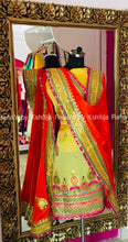 Beautiful Lehenga Dress Set