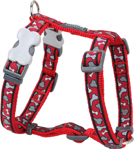 Bonerama Red Harness