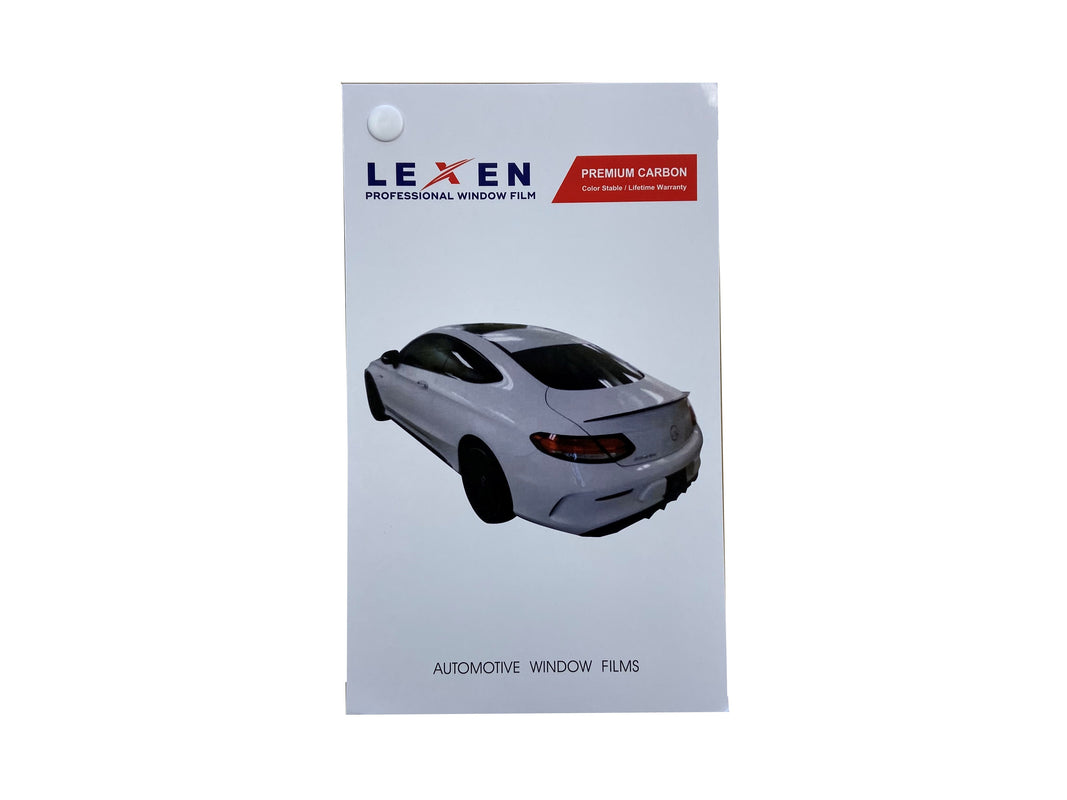 Lexen HSA Carbon Film Sample Book