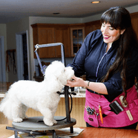 A House Call Pet Groomer Changes Things Up Amidst Era of Corona Virus