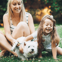 A Dad and His Dog: Celebrating Mothers (Dog Moms too!)