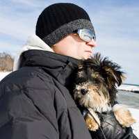 Winter and Safety Challenges (Pet Safety Too)