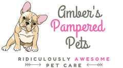 Amber's Pampered Pets Logo - Pet Sitters