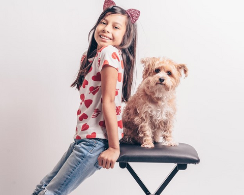 Safety Tips for Children Living with Dogs PetPerennials.com by Sarah Walker