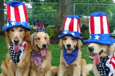 Fourth of July is Golden!!
