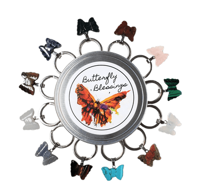Butterfly Blessings Keepsake Candle - Pet Perennials