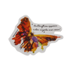 Butterfly Blessings Decal - Pet Perennials