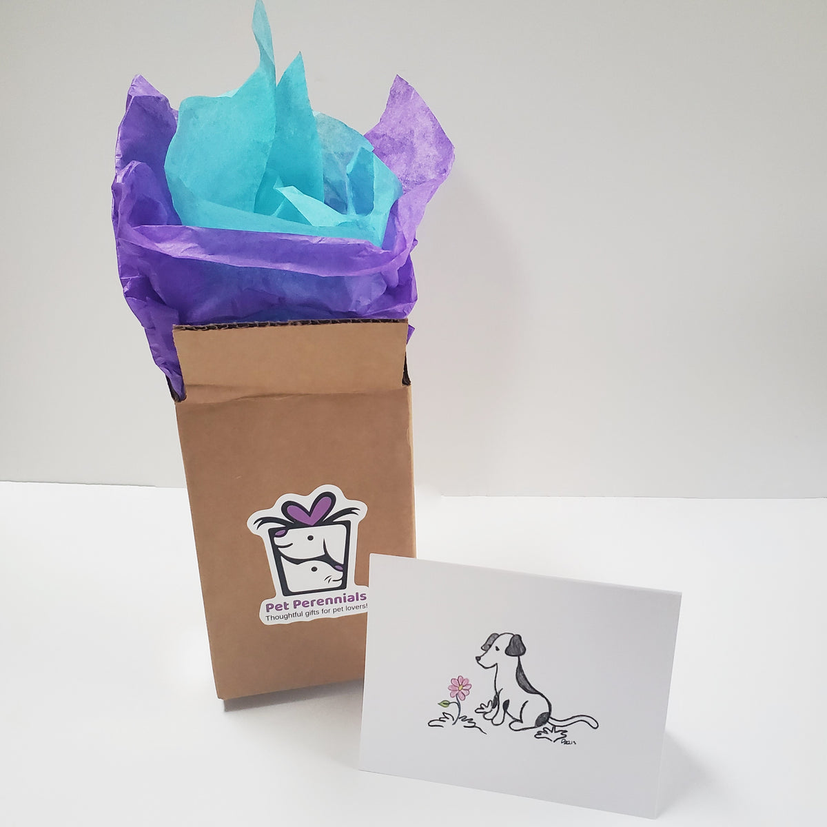 Pet Sympathy Gift Package - Pet Perennials