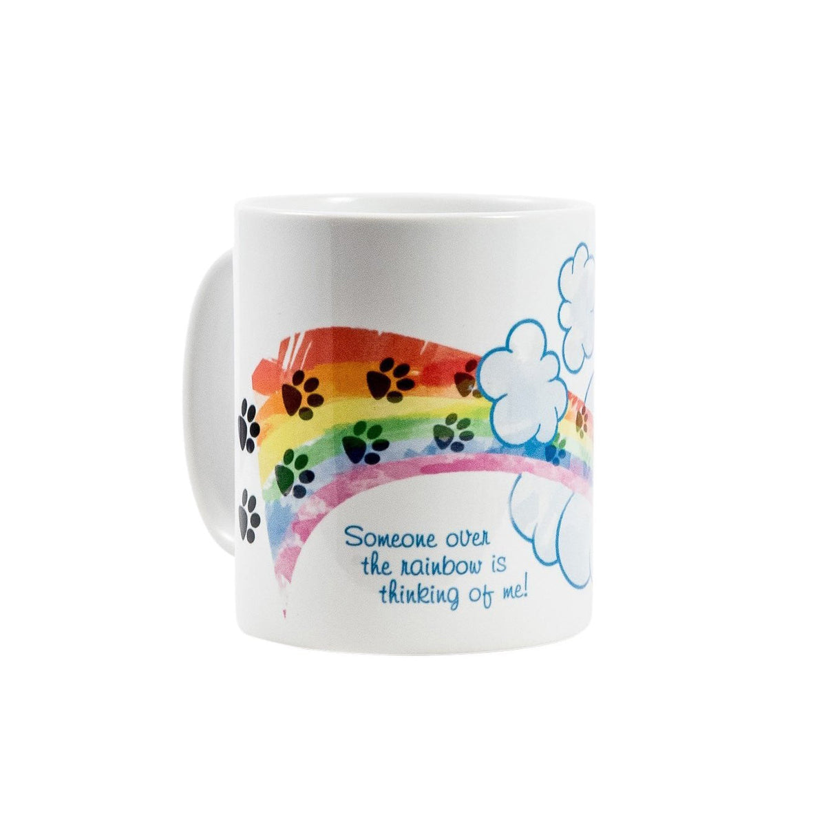 Rainbow Bridge Memory Mug - Pet Perennials
