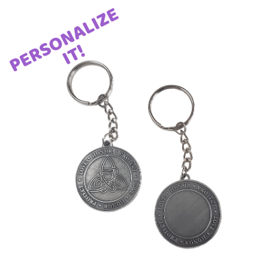 Three Promises Keychain - Pet Perennials