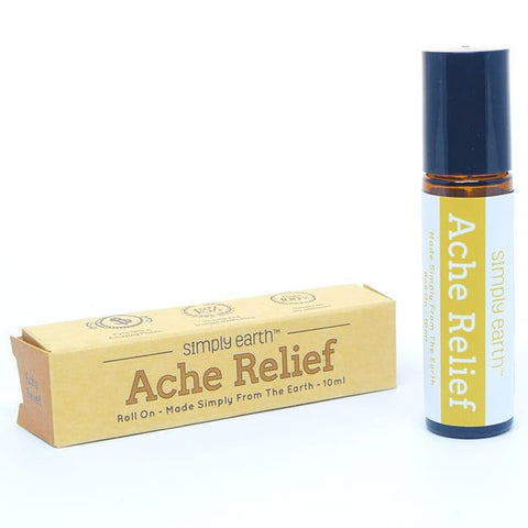 Simply Earth - Ache Relief Roll On Oil