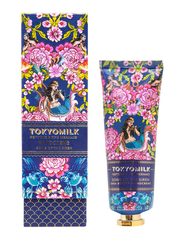 Tokyomilk 'Neptune & The Mermaid' - Song of the Siren Shea Butter Handcreme