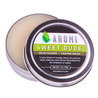 Aromi - Sweet Dude Solid Cologne