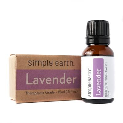 Simply Earth - Lavender 15ml Oil