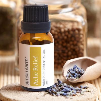Simply Earth - Ache Relief Essential Oil Blend