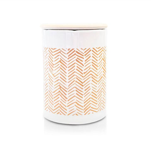 Happy Wax - Classic Wax Warmer - Herringbone