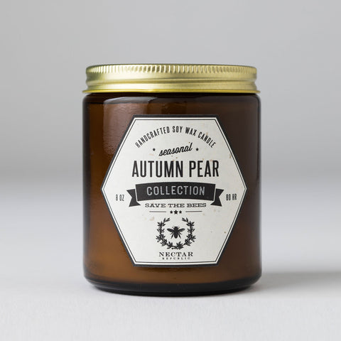 Nectar Republic - Autumn Pear : Candle