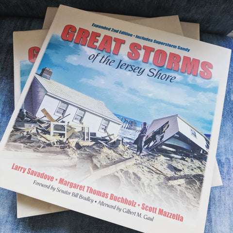Great Storms of the Jersey Shore - 2nd Expanded Edition
