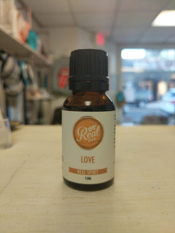 REAL OIL Essential Oil Blend - Love