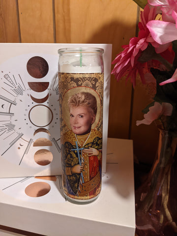 Saint Walter Mercado Prayer Candle