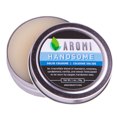 Aromi - Handsome Solid Cologne