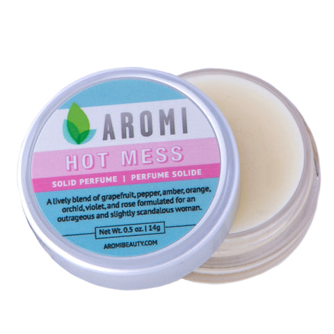 Aromi - Hot Mess Solid Perfume
