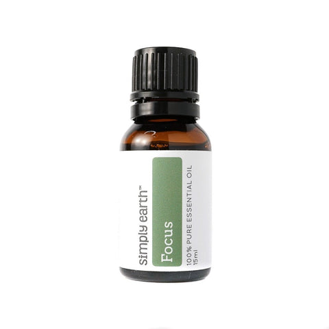 Simply Earth - Focus Oil Blend