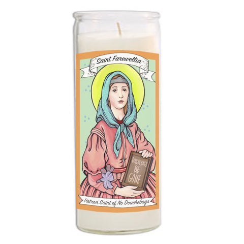 Fun Club - Saint Farewellia Candle