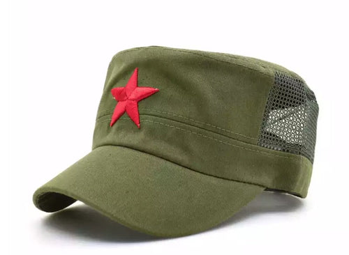 Soviet Red Army Mesh Hat