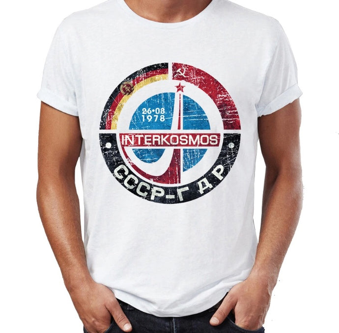 CCCP Interkosmos T-Shirt