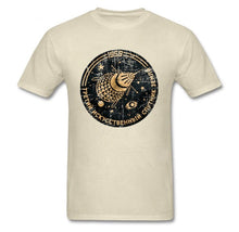 Load image into Gallery viewer, Sputnik CCCP T-Shirt