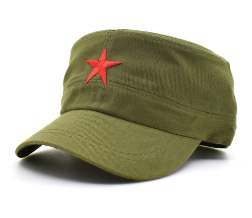 Soviet Red Army Hat