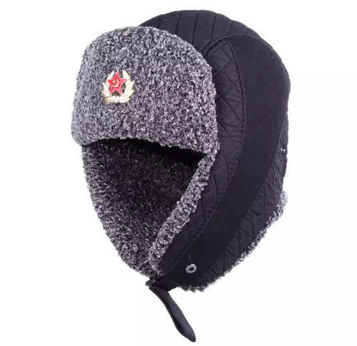 Soviet Crest Winter Hat