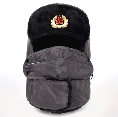 USSR Soviet Bomber Winter Hat