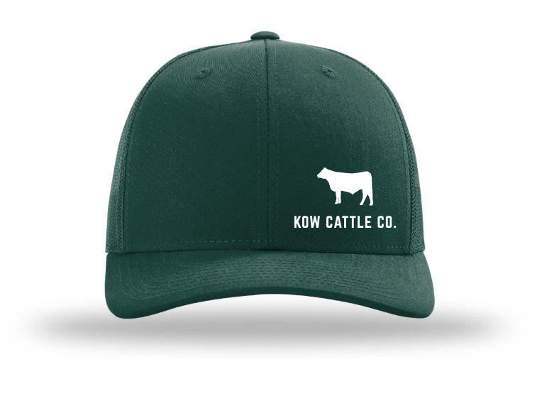 KOW Richardson 112 Hat - Dark Green