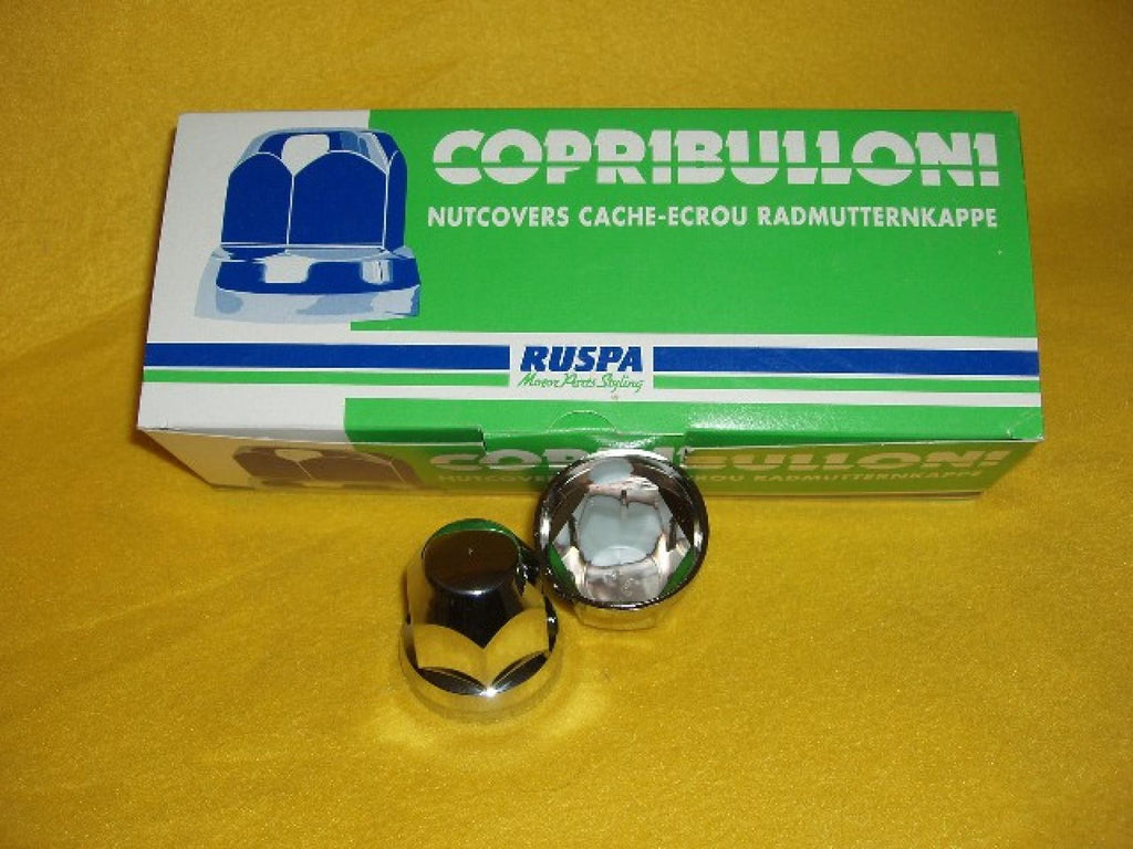 BOX 20 cappucci per dadi ruota 33 mm - truck-shopping.it