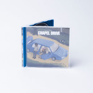 "FLY ANAKIN & KONCEPT JACK$ON ""Chapel Drive"" CD"