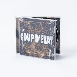 "GIALLO POINT & NAPOLEON DA LEGEND ""Coup D'État"" CD"